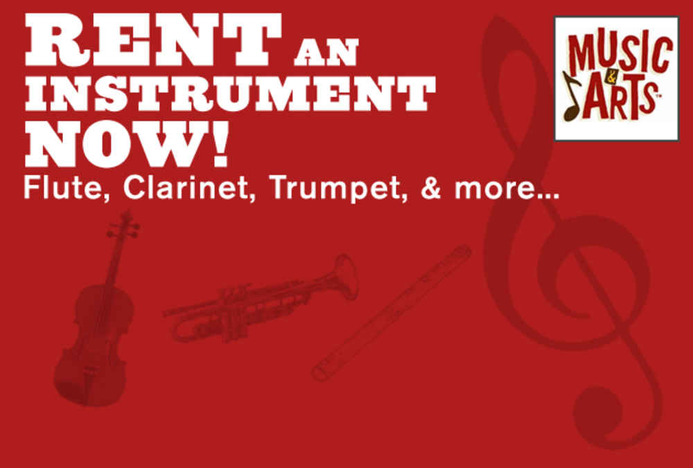 Music & Arts Instrument Rental