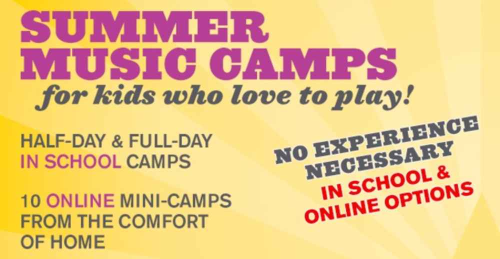 Online Music Camps